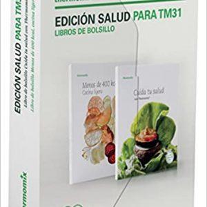 Libro edición Salud Thermomix TM31
